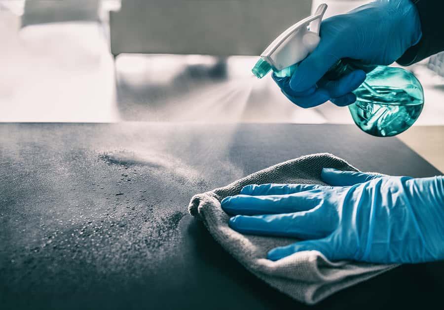 Coronavirus Deep Cleaning and Sanitation Services